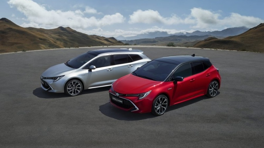 Prices For All New Corolla Hatch Back and Touring Sports Are Announced