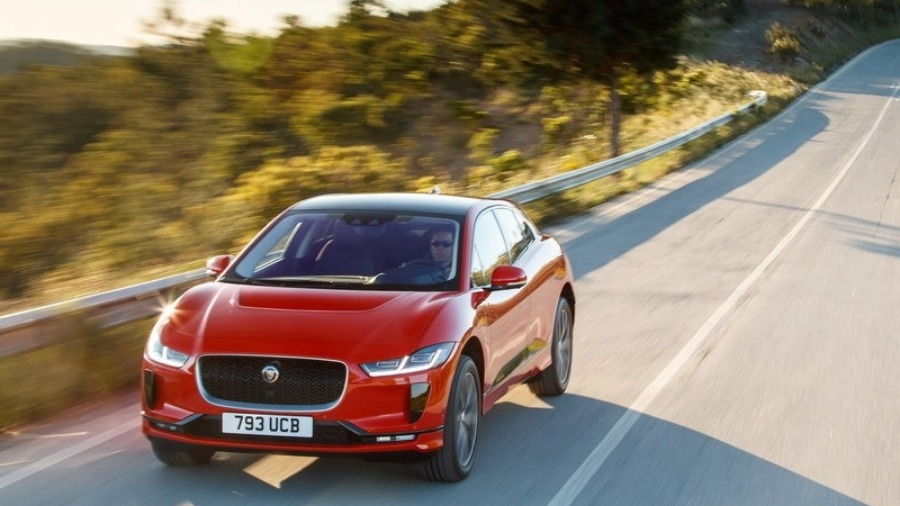 Jaguar I-PACE Voted Norway's Car Of The Year