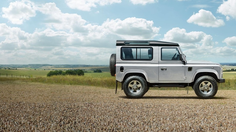 Land Rover's Revolutionary Vehicles - Defender