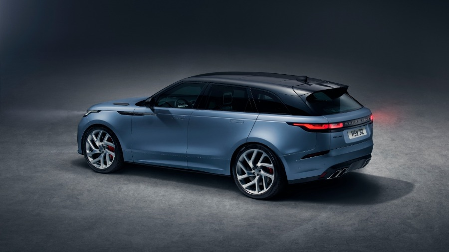 New Range Rover Velar SVAutobiography Dynamic Edition - Refined Power