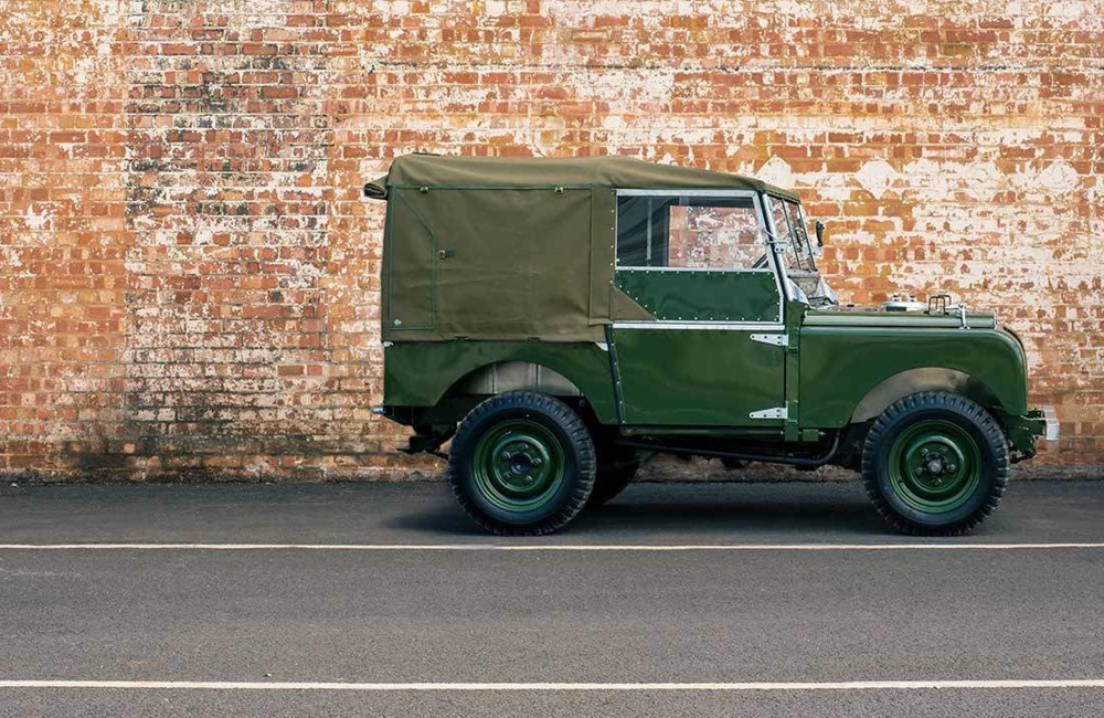 Land Rover Classic Parts