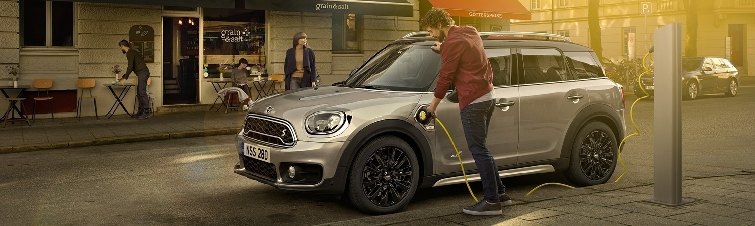MINI Countryman New Car Offer