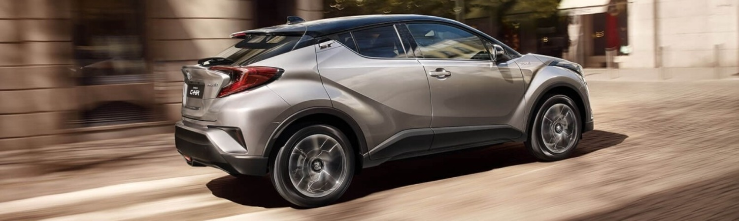 Toyota C-HR Business Offer