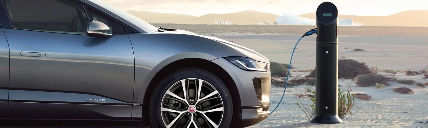 All Electric Jaguar I-PACE Event Offer