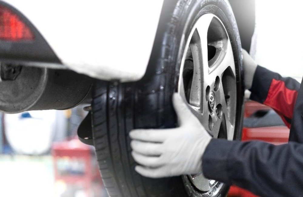 Four Wheel Alignment Offer
