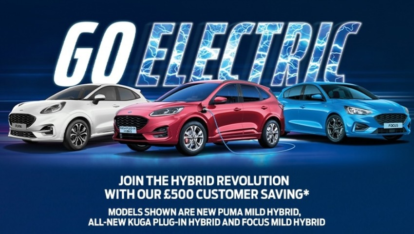 Go Electric Event. 1 - 31 August 2020