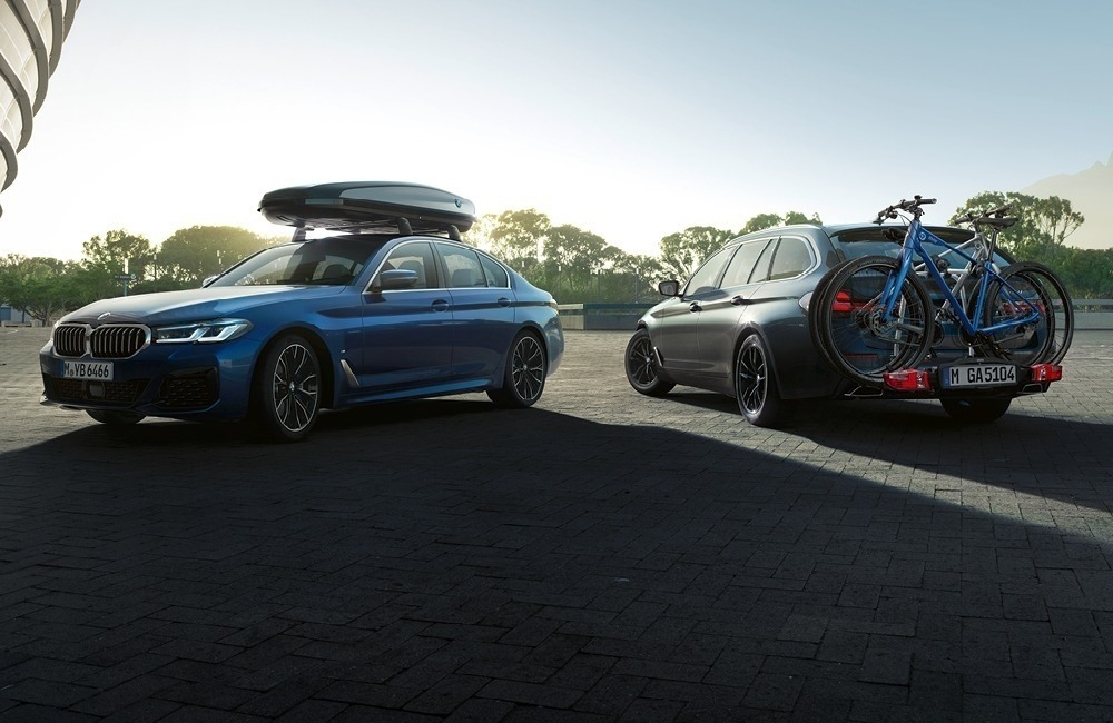 BMW Transportation and Luggage
