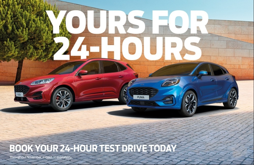 Ford 24-Hour Test Drive