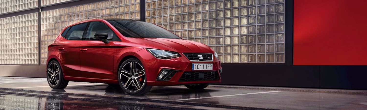 SEAT Ibiza Business Offer