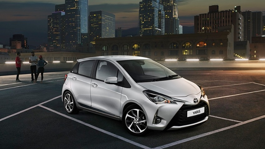 Toyota Yaris Y20 PCP Finance Offer