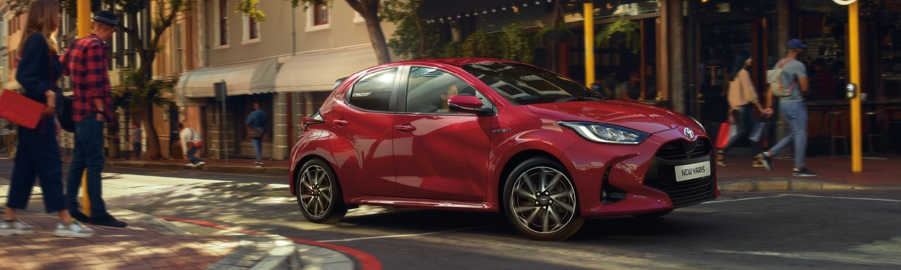 All New Toyota Yaris New Car Offer