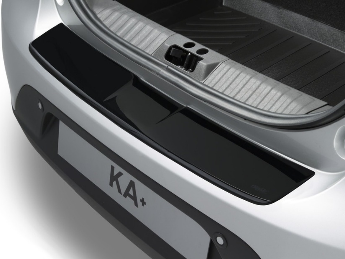 KA+ Rear Bumper Load Protection