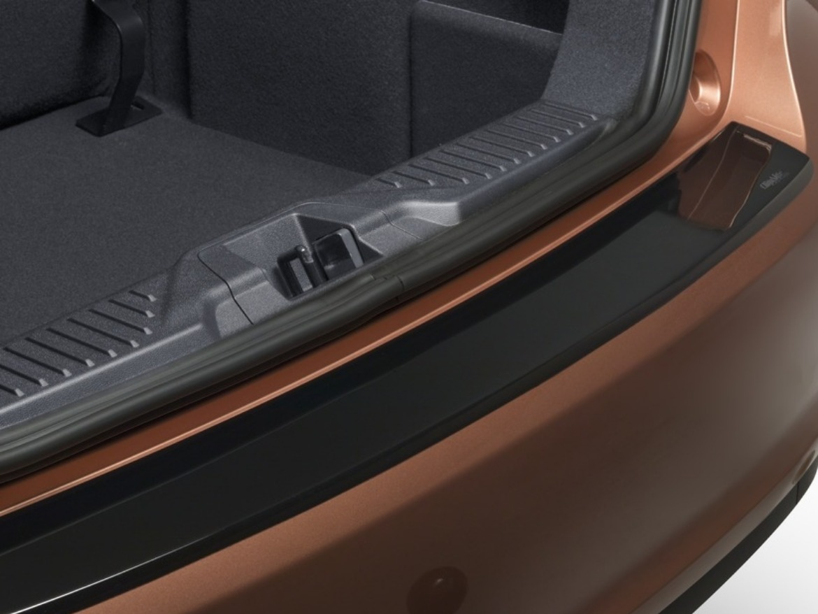 Fiesta Rear Bumper Load Protection by ClimAir®