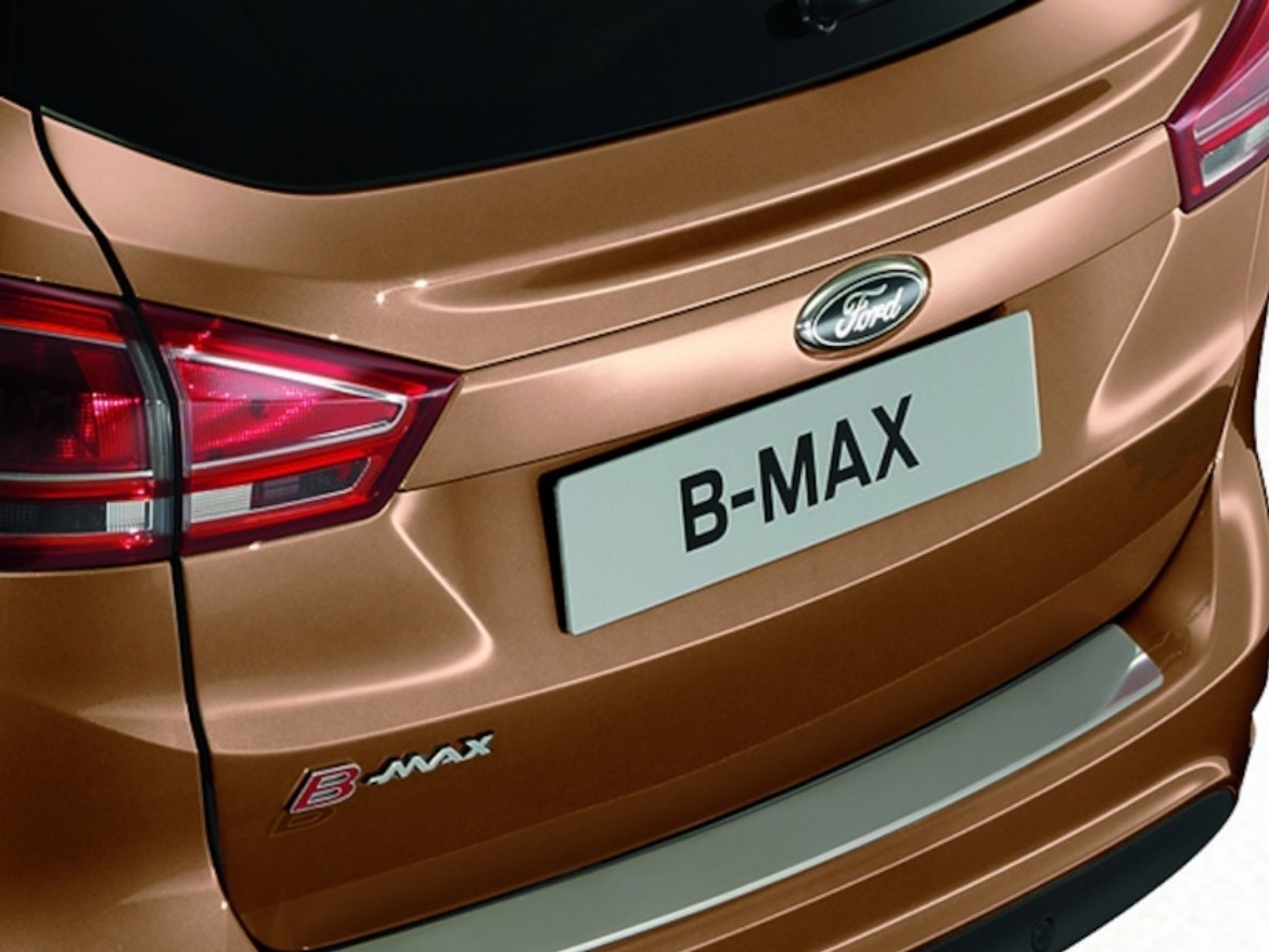 B-MAX Rear Bumper Load Protection