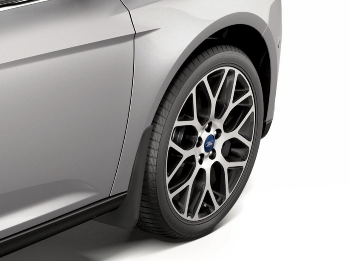 Ford Focus Mud Flaps - Front