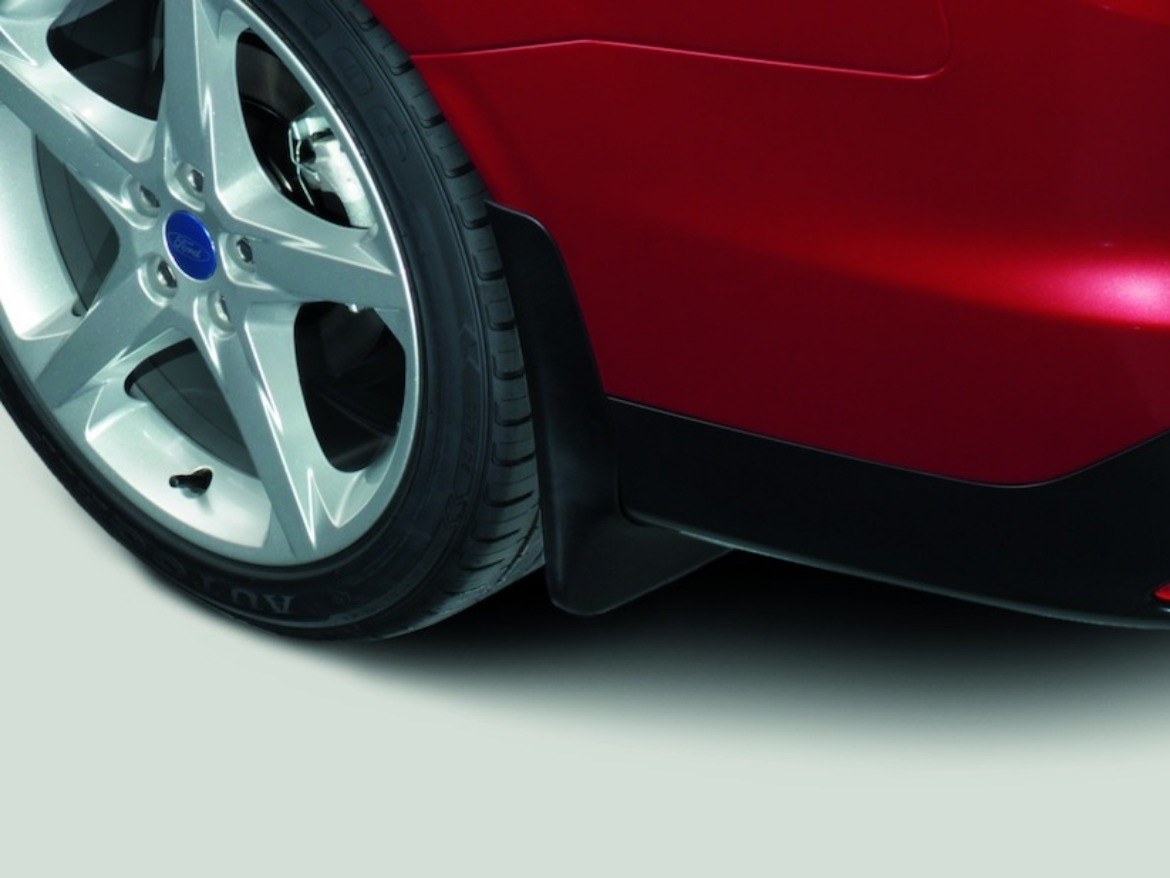 Ford Focus Mud Flaps - Rear
