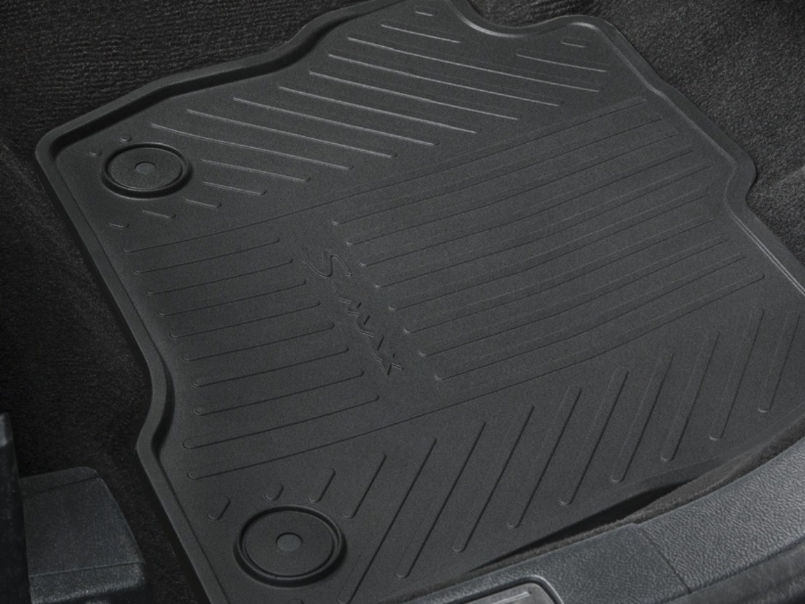 Ford S-MAX Rubber Mats - Front