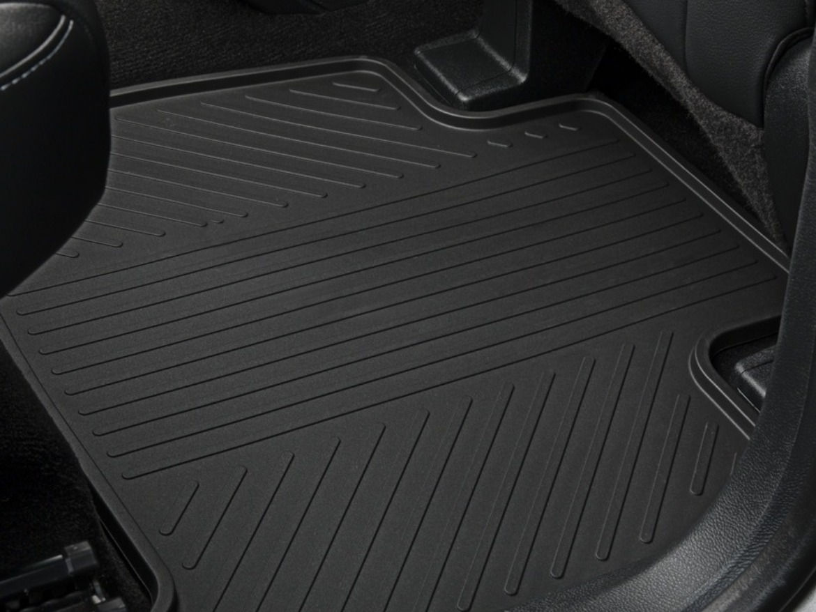 Ford S-MAX Rubber Mats - 2nd Row