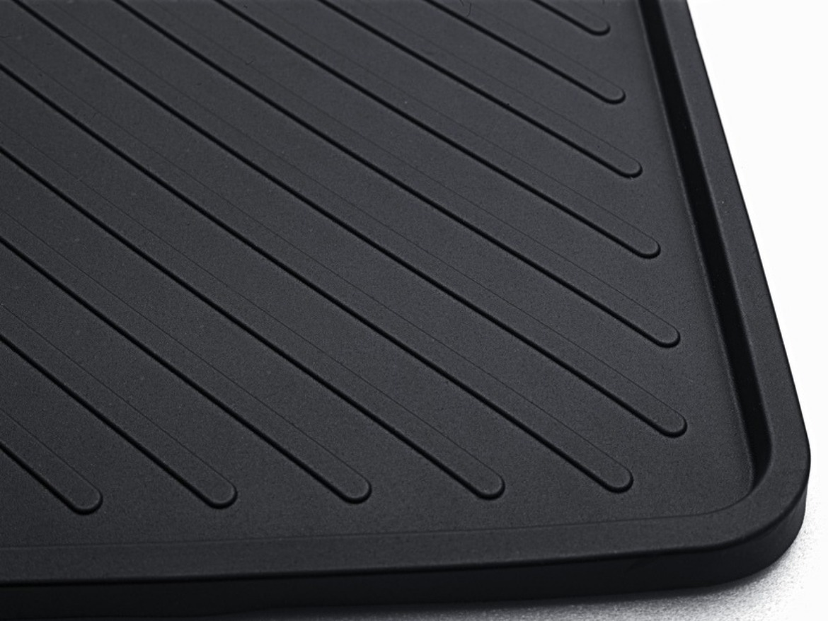 Ford S-MAX Rubber Mats - 3rd Row