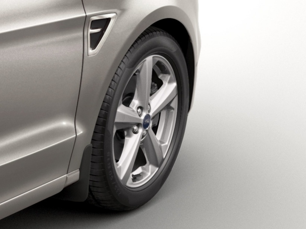 Ford S-MAX Mud Flaps - Front