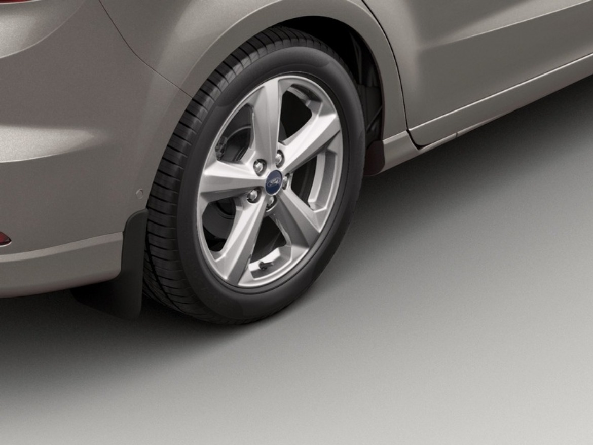 Ford S-MAX Mud Flaps - Rear