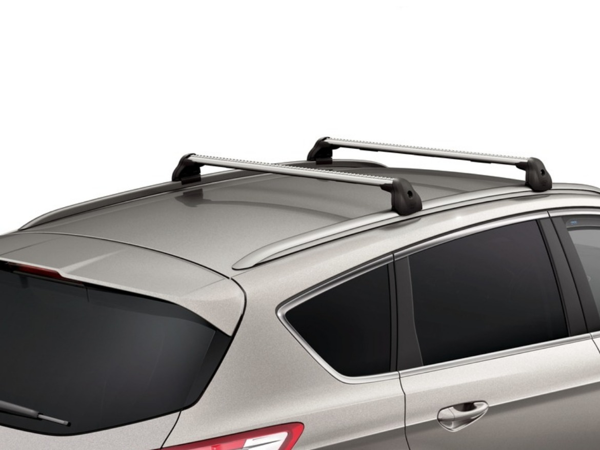 Ford S-MAX Roof Rack (Vehicles with Roof Rails)