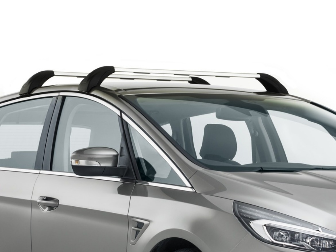 Ford S-MAX Roof Rack (Vehicles without Roof Rails)