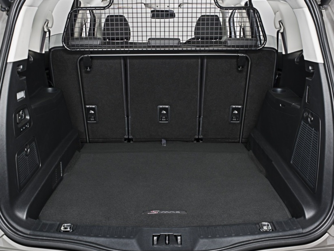 Ford S-MAX Load Compartment Mat (5-Seater)