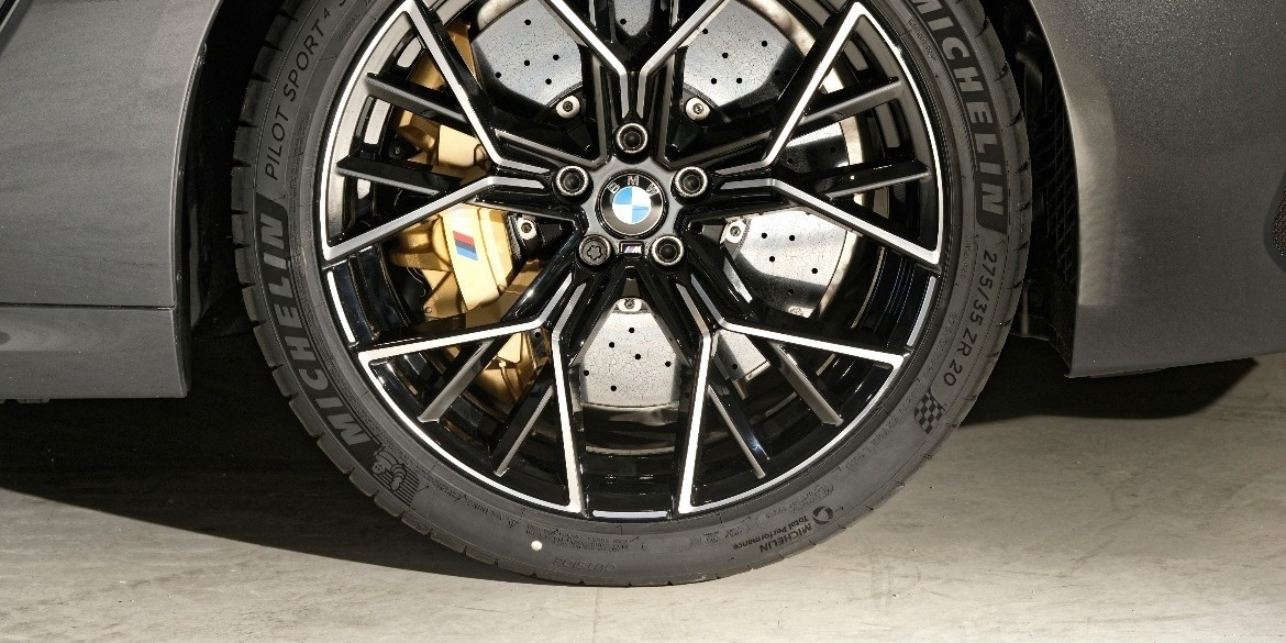 BMW tyres