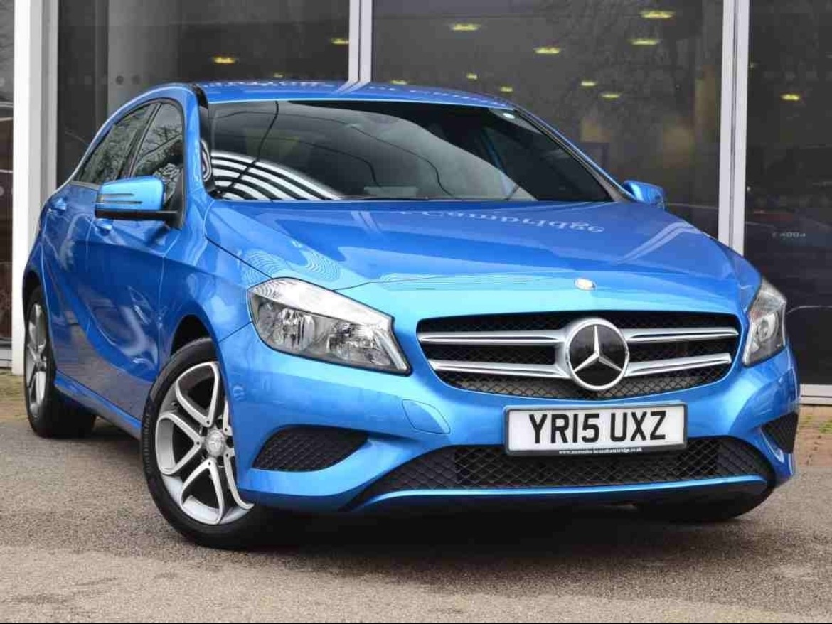 Used Mercedes-Benz A-Class A180 CDi Blueefficiency Sport 5DR